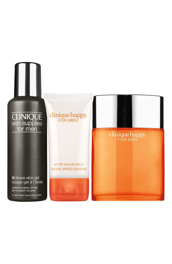 Main Image - Clinique 'Happy for Him' Fragrance Set