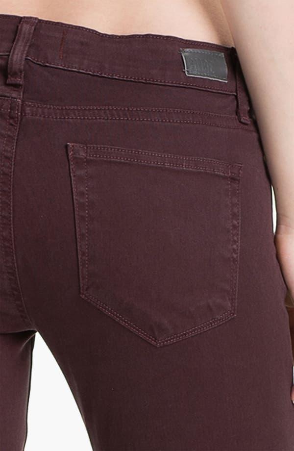 Alternate Image 3  - Paige Denim 'Verdugo' Skinny Stretch Denim Jeans (Pollock)