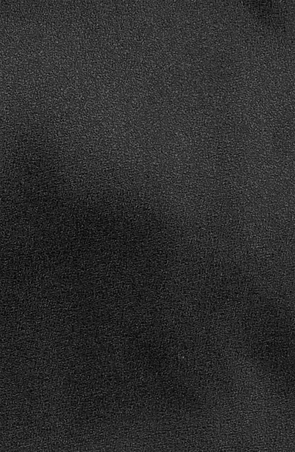 Alternate Image 2  - BOSS Black Woven Silk Tie (Tall)