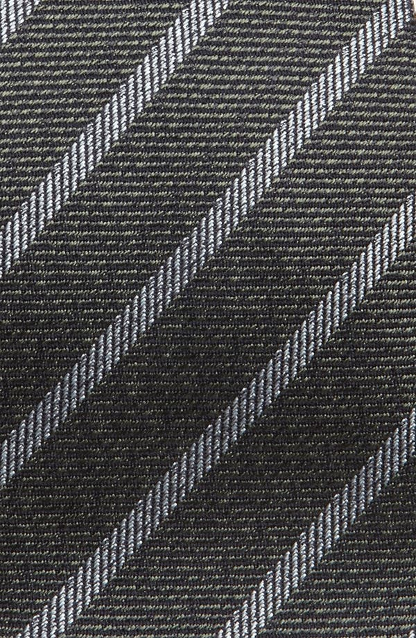 Alternate Image 2  - Z Zegna Woven Silk Tie