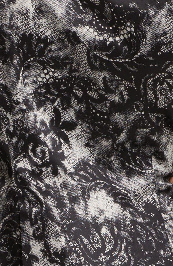 Alternate Image 3  - Bellatrix Lace Print Blazer