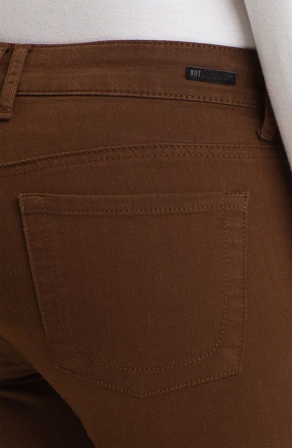 Alternate Image 3  - KUT from the Kloth 'Diana' Colored Skinny Jeans