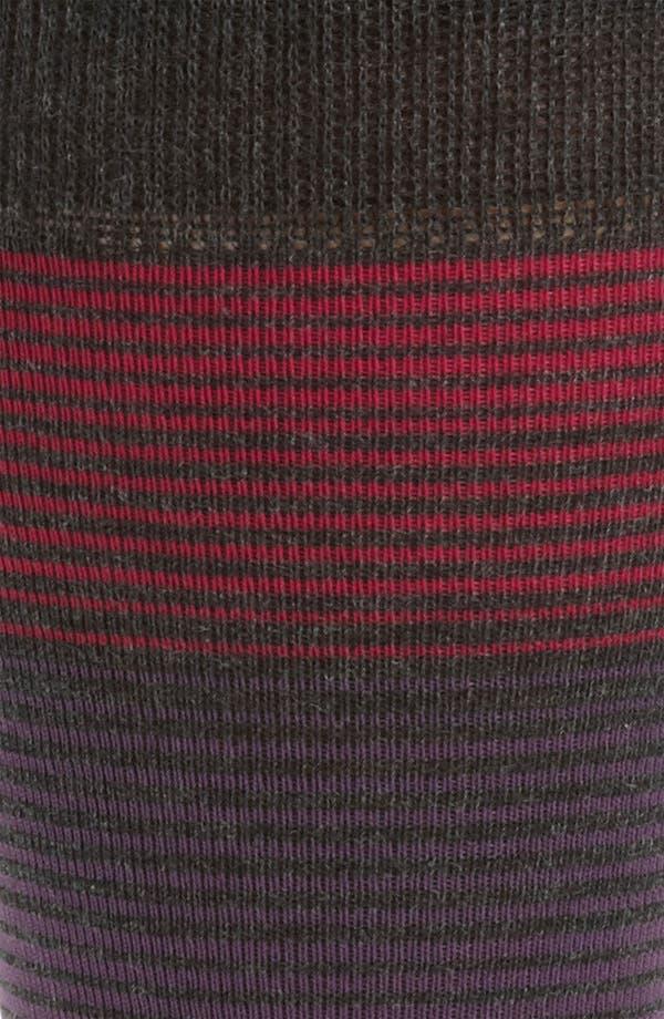 Alternate Image 2  - Calibrate Stripe Socks