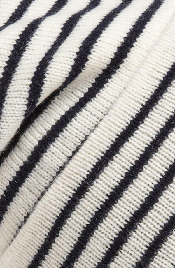 Alternate Image 2  - Jack Spade 'Cooper' Stripe Hat
