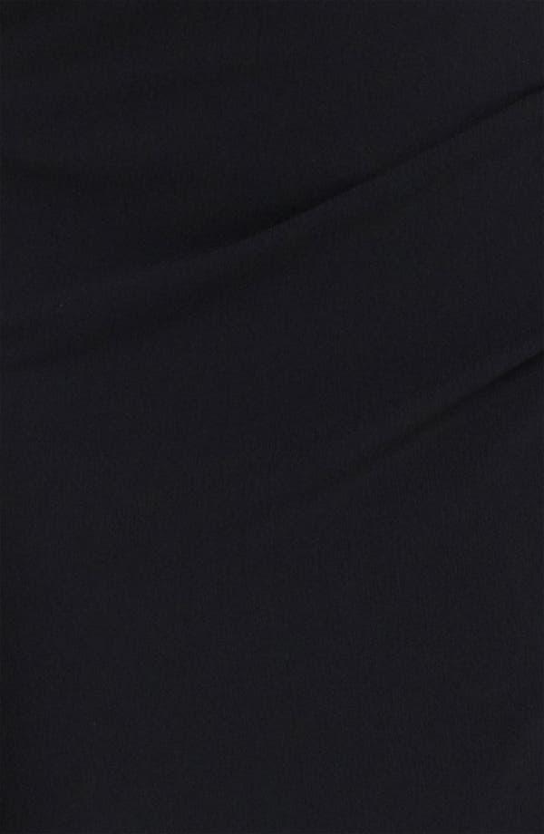 Alternate Image 3  - Lida Baday Stretch Jersey Faux Wrap Skirt