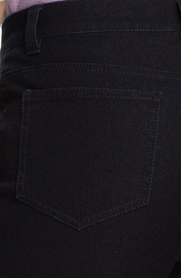 Alternate Image 7  - Lafayette 148 New York Slim Leg Curvy Stretch Jeans