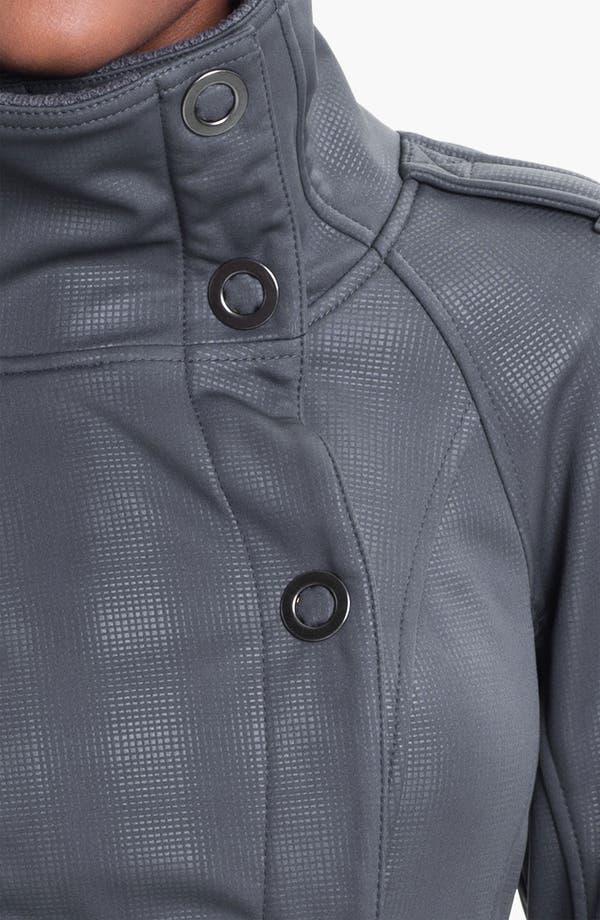 Alternate Image 3  - Zella Soft Shell Jacket