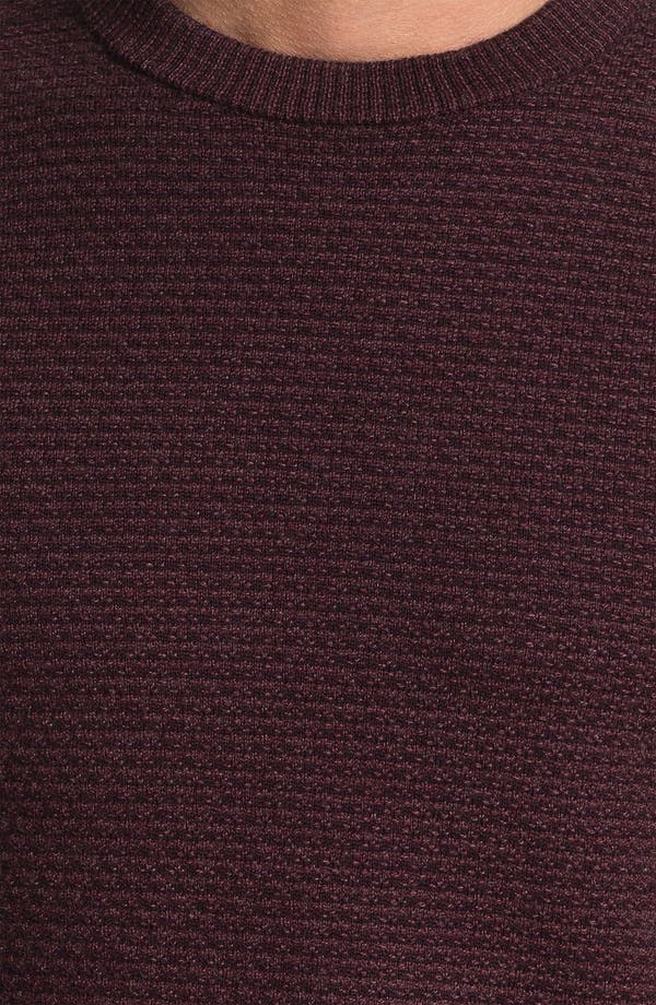 Alternate Image 3  - Nordstrom Merino Wool Crewneck Sweater