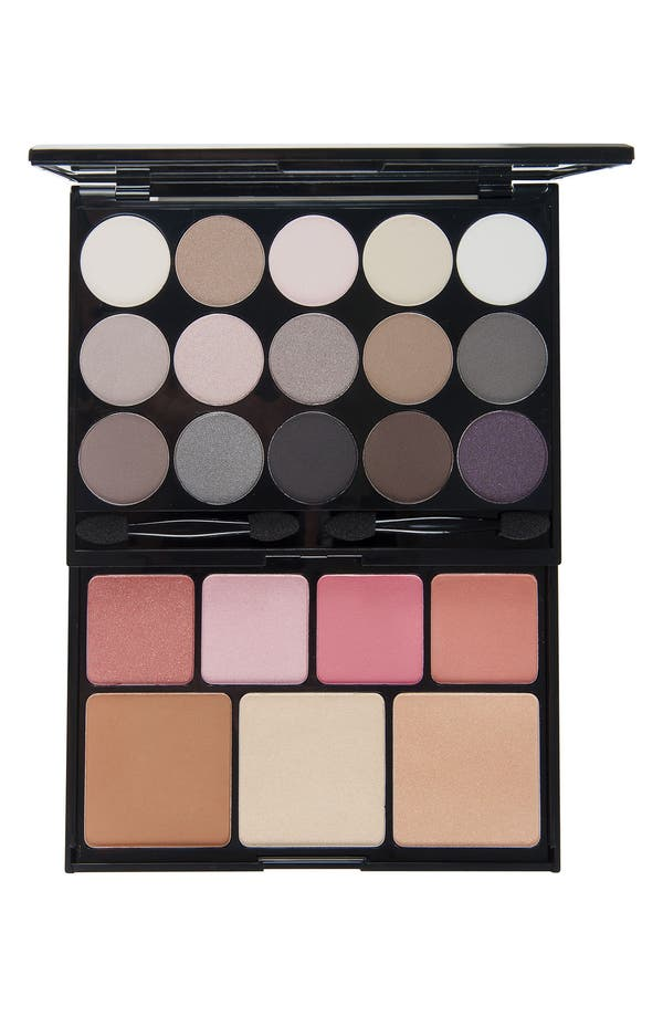 Alternate Image 1 Selected - NYX 'Naked' Face Palette