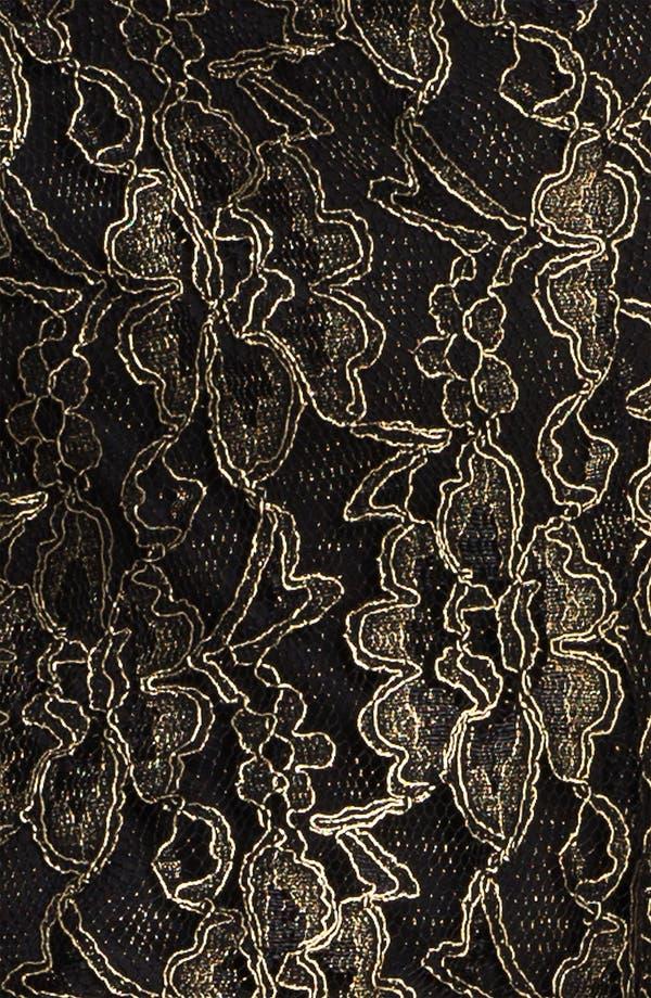 Alternate Image 3  - Lush Lace Shorts (Juniors)