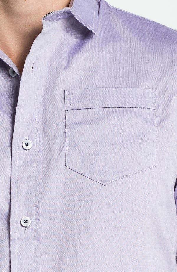 Alternate Image 3  - Descendant of Thieves Oxford Woven Shirt