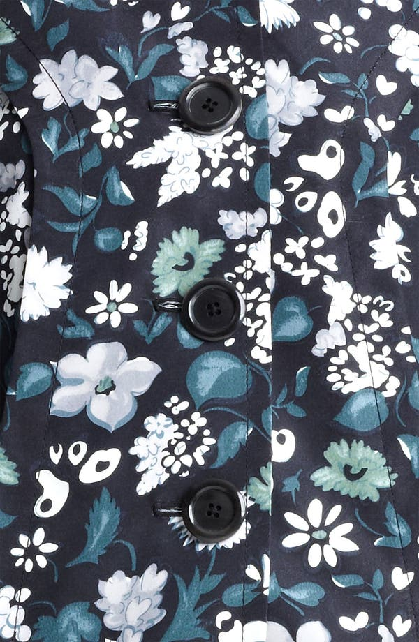 Alternate Image 5  - MARC JACOBS Flower & Butterfly Print Coat