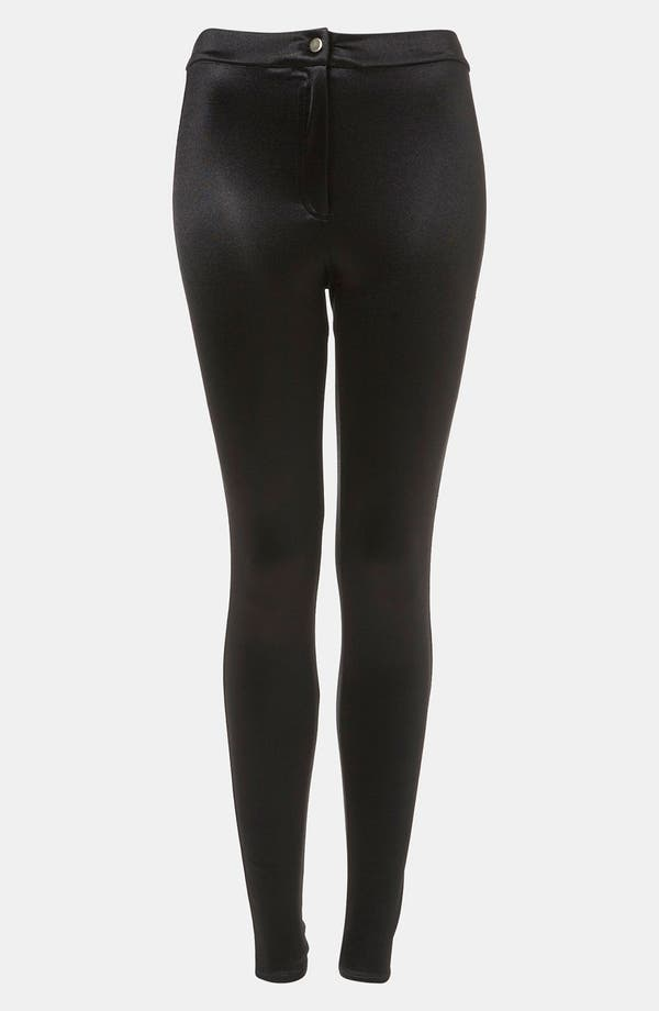 Alternate Image 1 Selected - Topshop 'Disco' Leggings