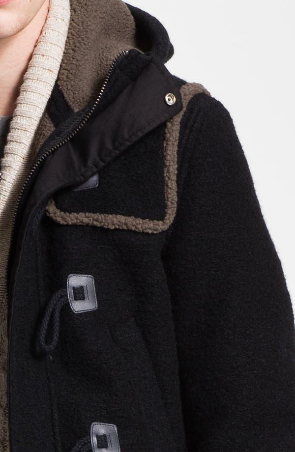 Alternate Image 3  - DIESEL® 'Whitaker' Duffle Coat