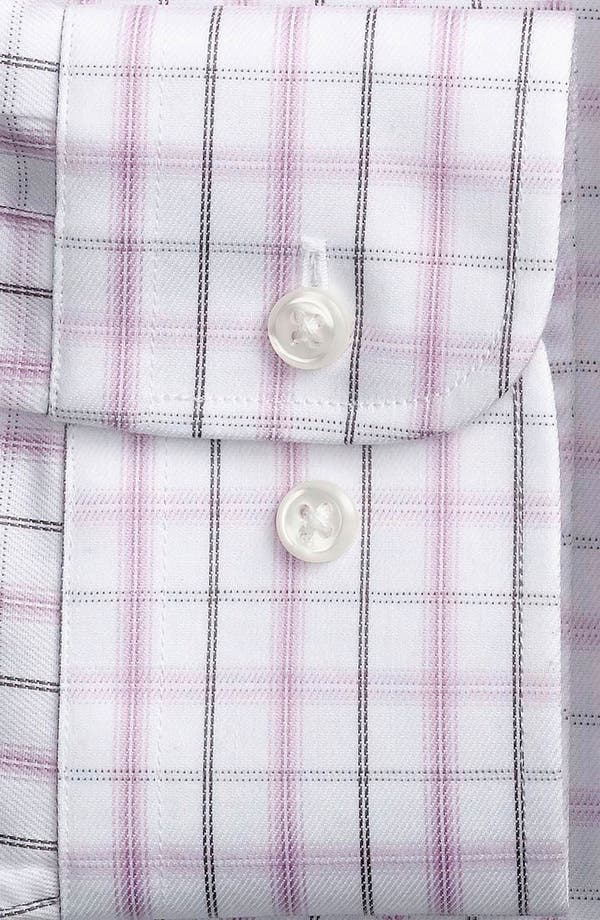 Alternate Image 3  - Nordstrom Trim Fit Non-Iron Dress Shirt (Online Exclusive)