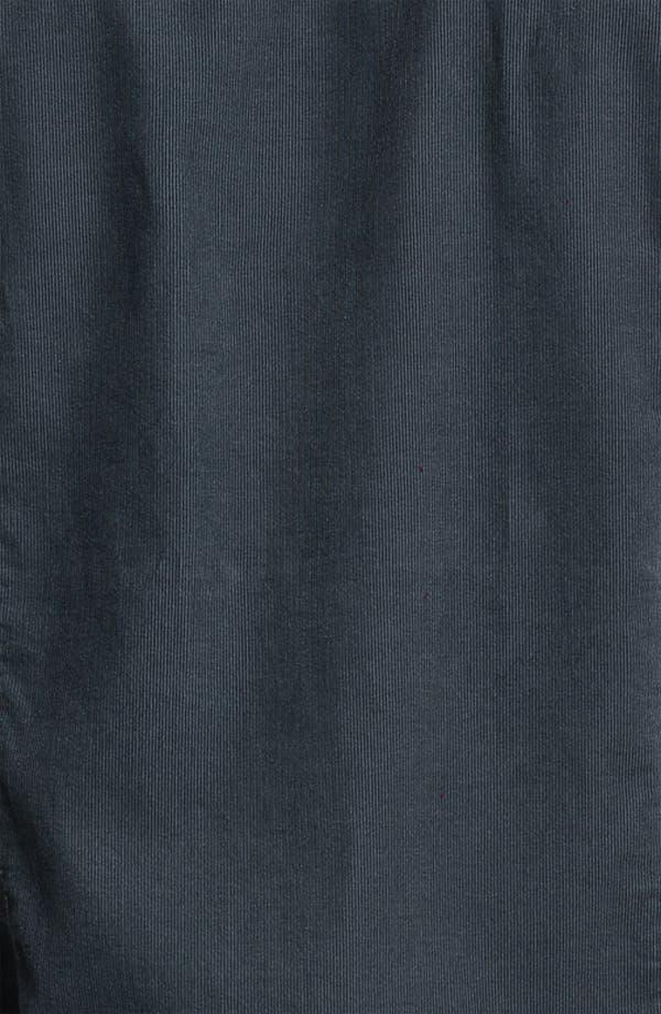 Alternate Image 2  - Jeremiah 'Peyton Mineral' Corduroy Sport Shirt