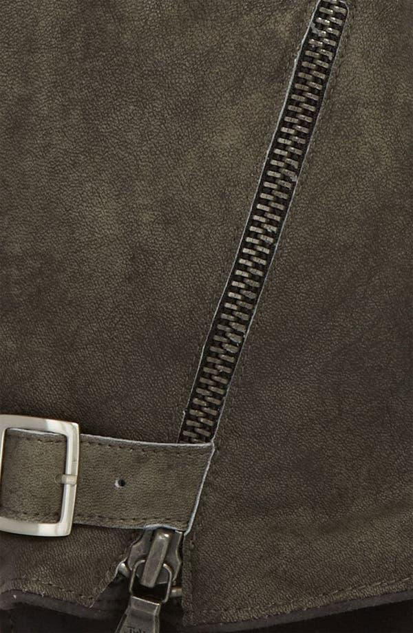 Alternate Image 2  - John Varvatos Star USA Leather Gloves