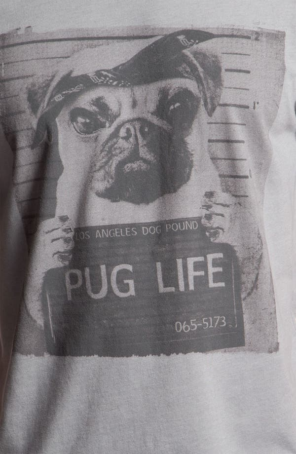 Alternate Image 3  - Junk Food 'Pug Life' T-Shirt