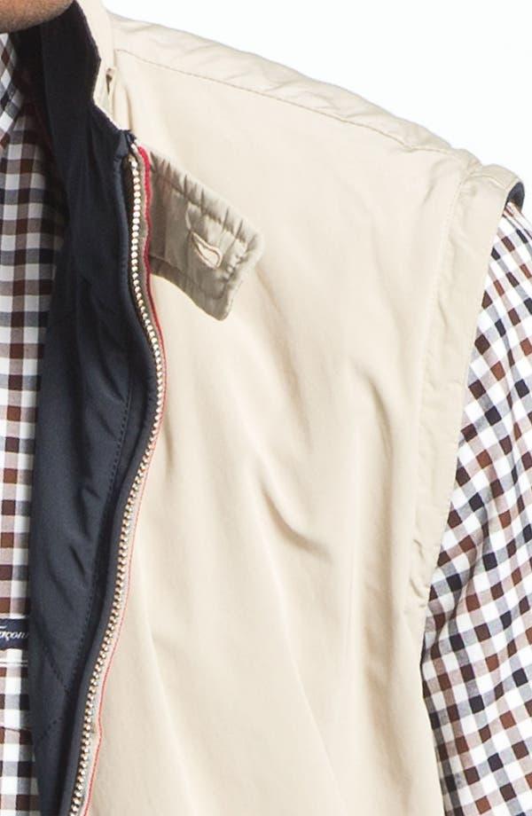Alternate Image 3  - Façonnable Reversible Quilted Vest