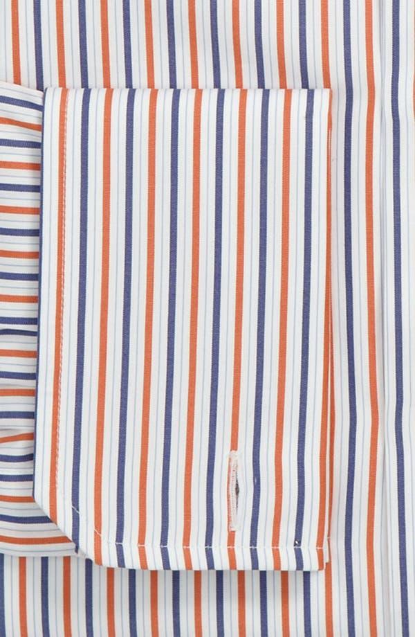 Alternate Image 2  - Thomas Pink Classic Fit Dress Shirt