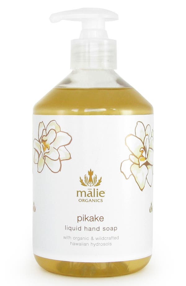 Alternate Image 1 Selected - Malie Organics Pikake Organic Hand Soap