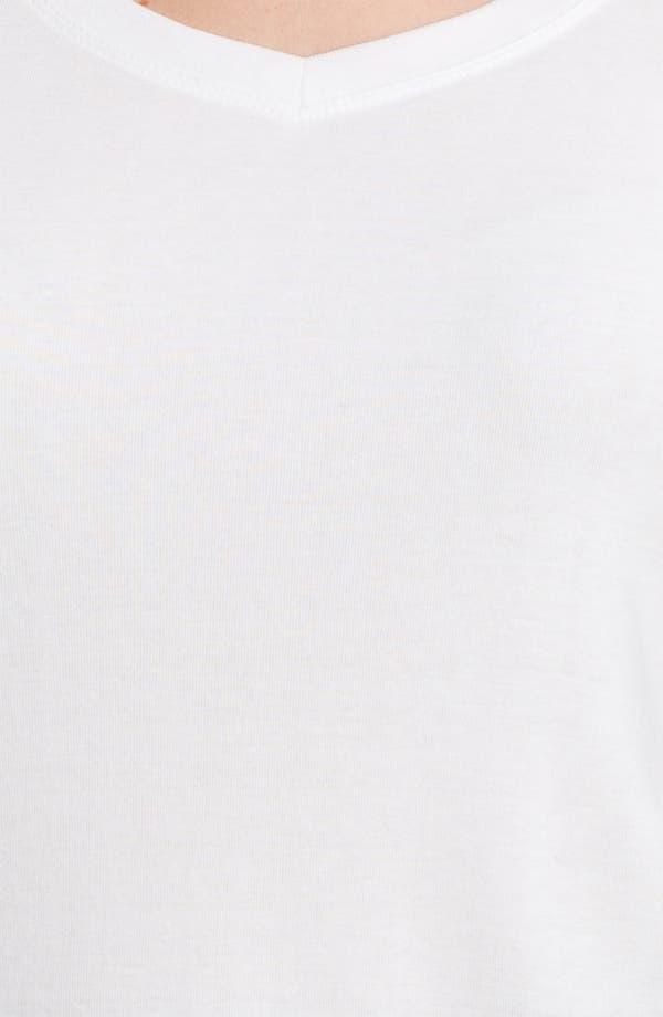 Alternate Image 3  - Sejour Short Sleeve Tee (Plus Size)