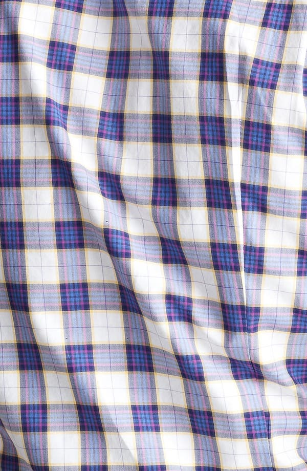 Alternate Image 3  - Michael Bastian Check Woven Shirt