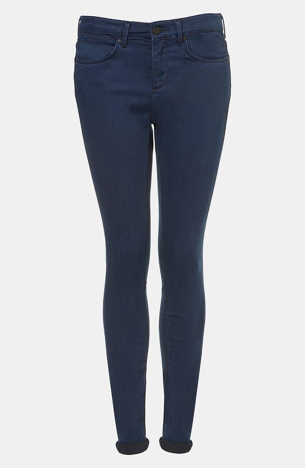 Main Image - Topshop Moto 'Leigh' Skinny Jeans