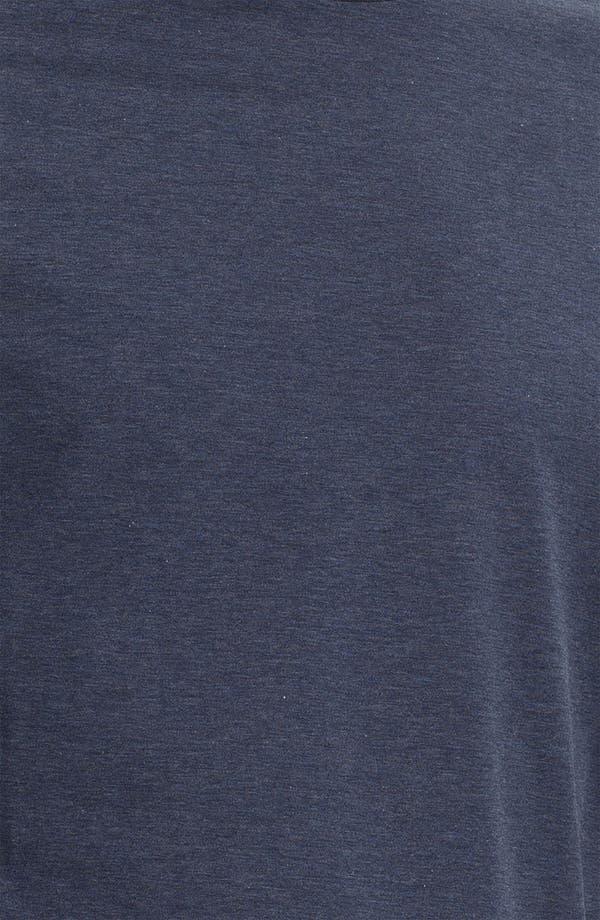 Alternate Image 3  - Burberry Brit Check Trim Crewneck T-Shirt