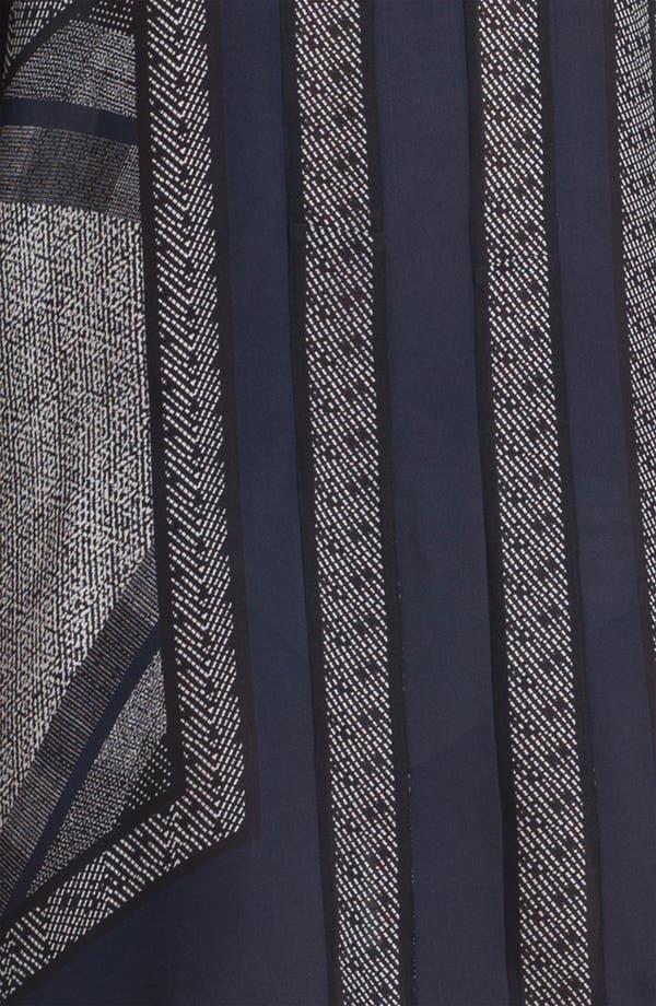 Alternate Image 3  - Vince Half Placket Silk Tunic