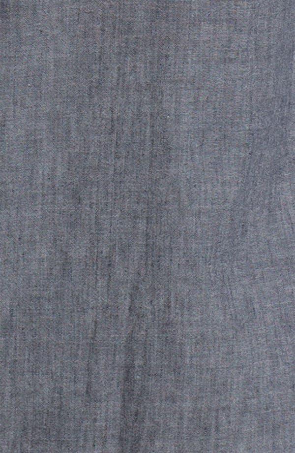 Alternate Image 3  - Eileen Fisher Chambray Shirt