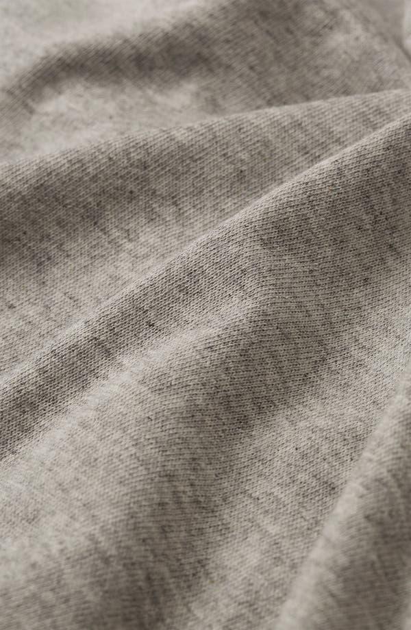 Alternate Image 3  - Topshop Rolled Sleeve Crop Tee