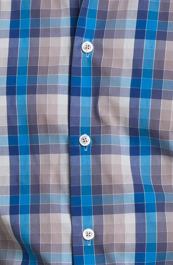 Alternate Image 3  - Calibrate Non Iron Regular Fit Sport Shirt
