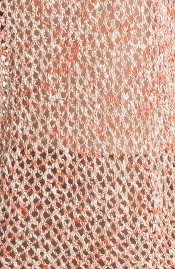 Alternate Image 3  - Lafayette 148 New York Open Stitch Sweater