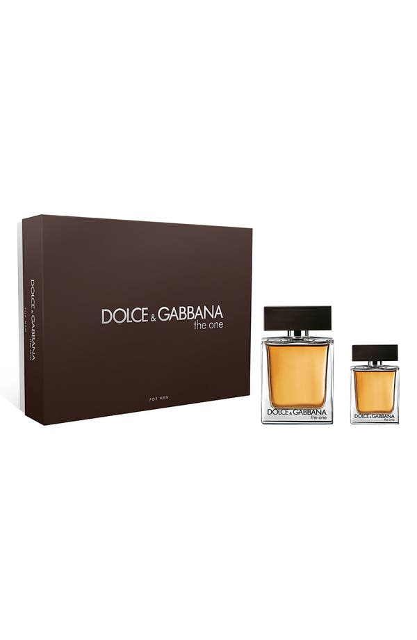Alternate Image 1 Selected - Dolce&Gabbana 'The One for Men' Eau de Toilette Gift Set ($126 Value)