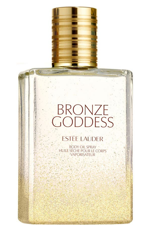 Alternate Image 1 Selected - Estée Lauder 'Bronze Goddess' Body Oil Spray