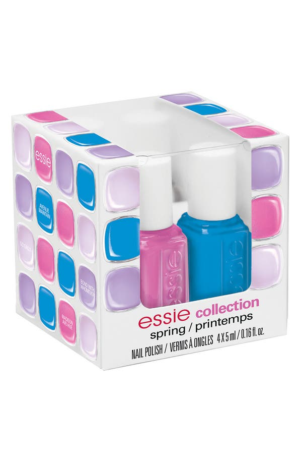 Alternate Image 1 Selected - essie® 2013 Spring Collection Mini Set