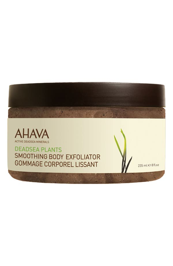 Alternate Image 1 Selected - AHAVA 'DeadSea Plants' Smoothing Body Exfoliator
