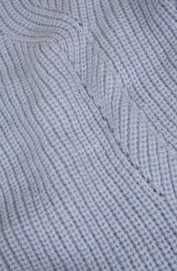 Alternate Image 3  - Topshop Scoop Neck Sweater