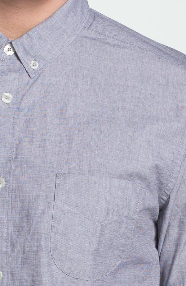 Alternate Image 3  - Ben Sherman End on End Woven Shirt