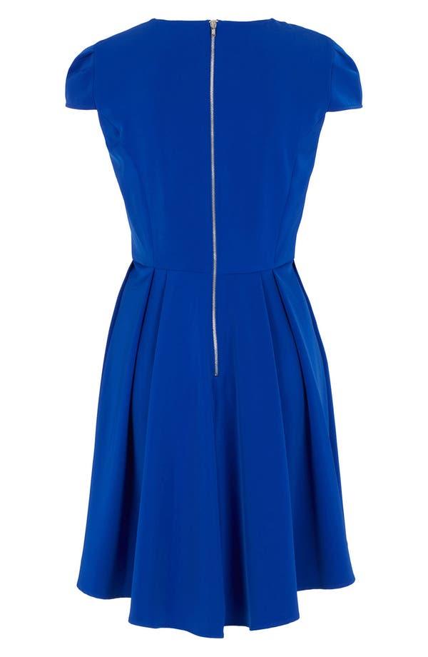 Alternate Image 2  - Topshop Paneled Dress