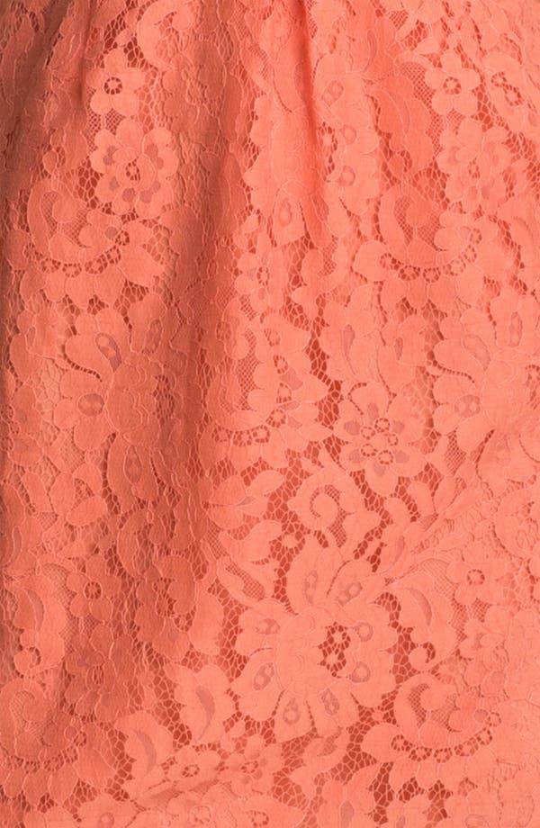 Alternate Image 3  - Joie 'Rori' Sleeveless Lace Minidress