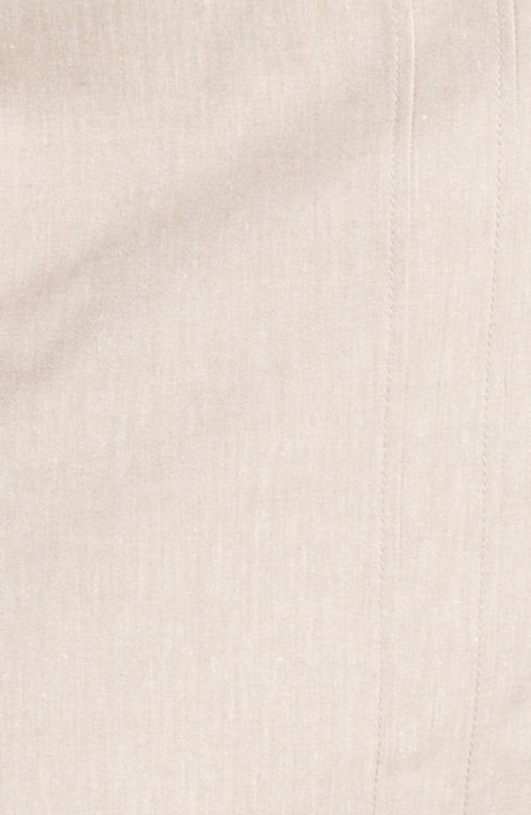 Alternate Image 5  - Halogen® Belted Herringbone Jacket