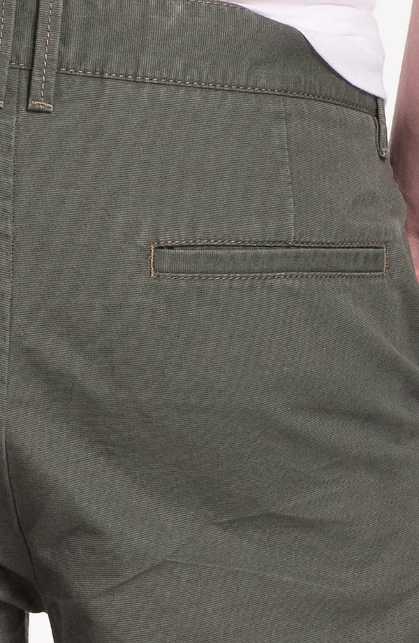 Alternate Image 5  - Topman Cargo Shorts