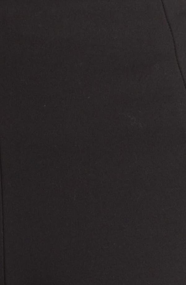 Alternate Image 3  - Donna Karan New York Slim Jersey Pants