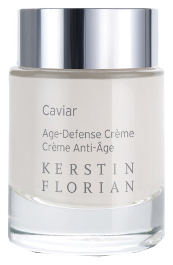 Caviar Age-Defense Crème,                             Main thumbnail 1, color,                             No Color