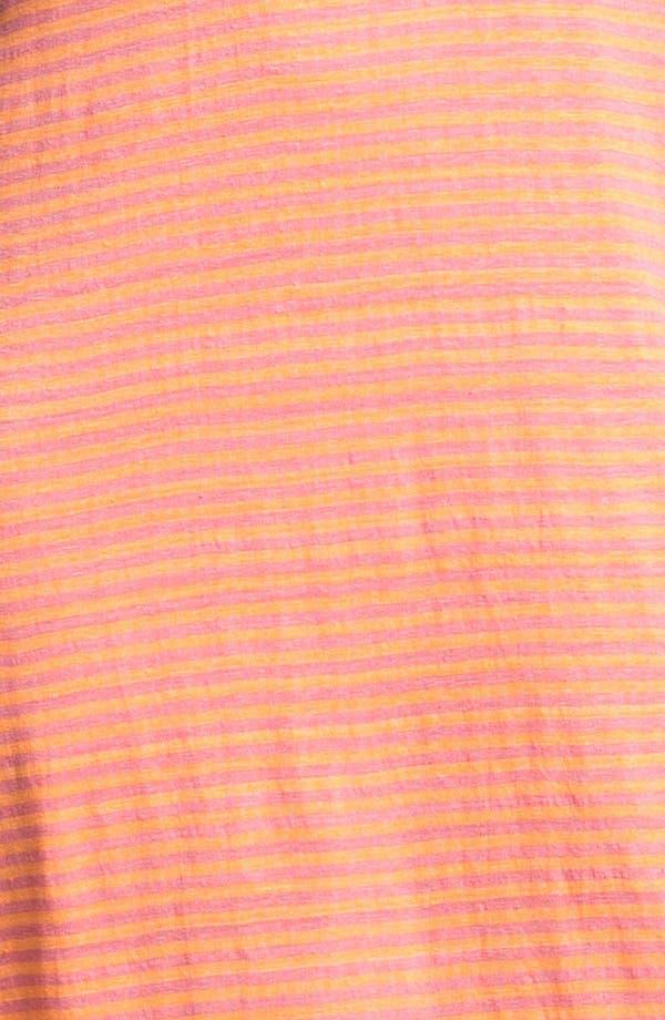 Alternate Image 3  - Eileen Fisher Racerback Linen Jersey Dress