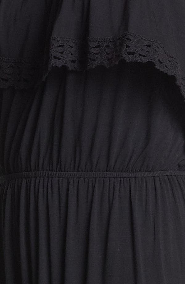 Alternate Image 3  - Felicity & Coco Ruffled Strapless Maxi Dress (Nordstrom Exclusive)