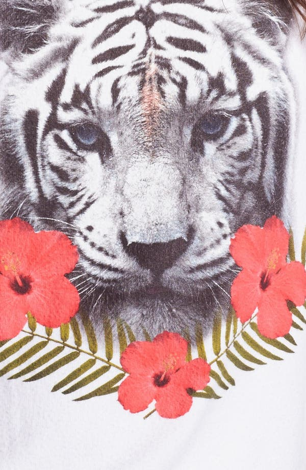Alternate Image 3  - Wildfox 'Tropical Tiger' Sweater