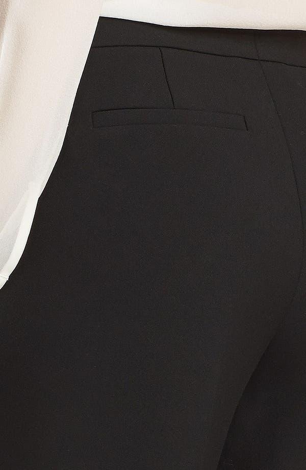 Alternate Image 4  - Classiques Entier® 'Notion Weave' Slim Ankle Pants